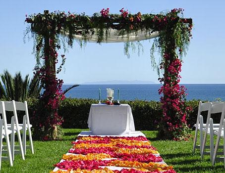 Bel Air Bay Club Wedding Venue Ca Best Pacific Palisades