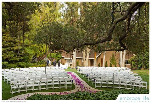 Calamigos Ranch Best Outdoor Wedding Locations Los Angeles